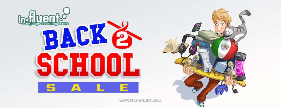 Play Influent for learning back 2 school sale steam