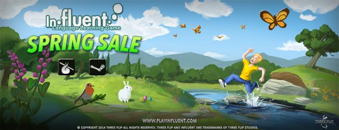 influent-spring-sale-promo